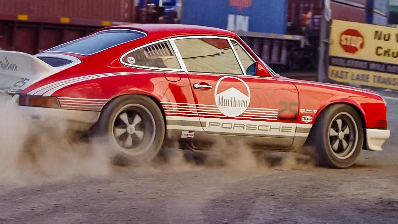 Porsche 911 cover